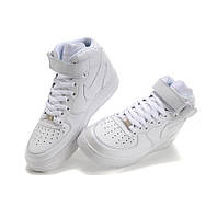 Кроссовки Nike Air Force White High женские