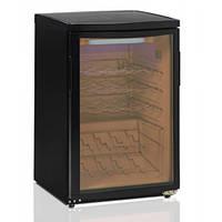 Шкаф холодильный для вина TEFCOLD SC85-I BLACK