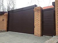 Роллетные ворота Киев