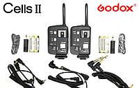 Трансмитер Godox Cells II-С Transceiver x (2 шт) для Canon