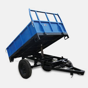 Причіп на трактор 12-22 л. з (1.5 тонни)