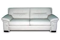 """Новый раскладной 3х местный кожаный диван """"BARY"""" (Бари). (230 см)"""