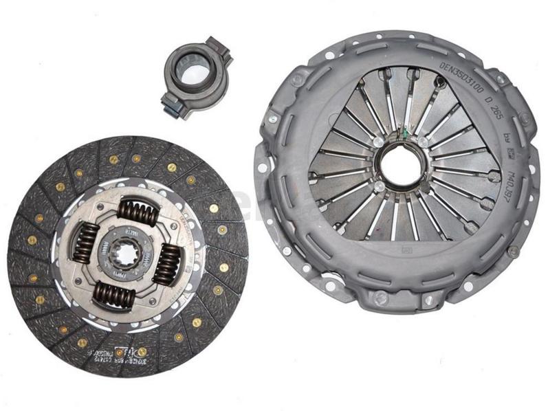 Сцепление в сборе 267mm K2011 Iveco Daily 35-10, 35C, 35S