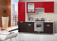 Кухонный гарнитур Адель люкс, возможность подбора стенки поэлементно