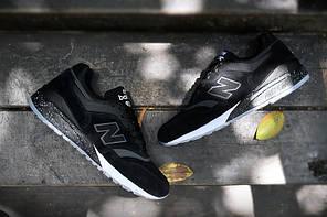 Женские кроссовки New Balance ML997HBA Black, Нью беланс 997, фото 2