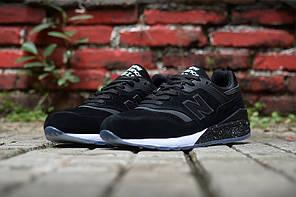 Мужские кроссовки New Balance ML997HBA Black, Нью беланс 997, фото 3