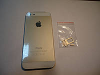 Корпус для телефона Apple iPhone 5G Gold with IMEI Качество!!!