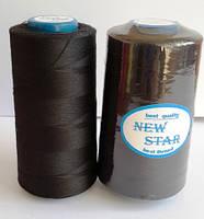 Нитка 40/2 ТМ NEW STAR №322 - черная