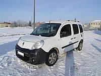 Капот белый Renault Kangoo Рено Канго ІІ 2008-2012