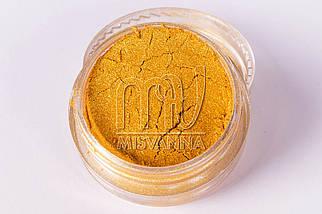 Пигмент металлик Global Fashion 5 г, золото