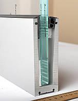 Алюминиевая система GLASSRAILING для стеклянных ограждений