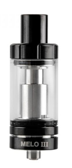 Eleaf Melo 3 - Атомайзер для электронной сигареты. Оригинал. Черный
