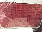 Чехол Премиум натяжной на диван и 2 кресла  MILANO универсальный, бордо, фото 3