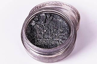Пигмент металлик Global Fashion 5 г, серебро