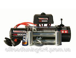 Электрическая лебедка PowerWinch 12000 12 V/ 24 V