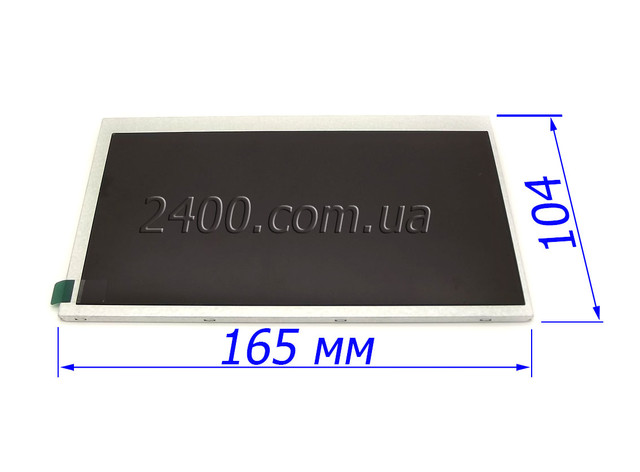 Дисплей ALLWinner A13 Q88 60pin, Ployer MOMO9 Q8