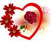 Сладкие подарки на День Валентина.