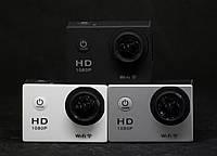 SJ4000 Экшн камера! Бокс+крепления, 1080Р, Full HD, WiFi, экран!