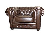 "Классическое кресло ""Chester"" (Честер). (123 см)"