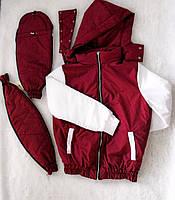 Куртка демисезонная 3в1: беременность, слингоношение, обычная куртка(фото клиентки)
