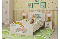"""Кровать """"Зайки"""" (2 размера)"""