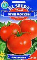 Семена Кустовой томат Огни Москвы (0,15 г) GL SEEDS