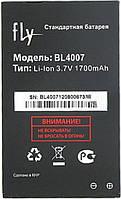Аккумулятор BL4007 Fly DS123