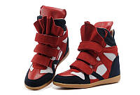 Isabel Marant Sneakers Copy Red