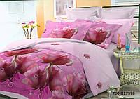 Полуторный комплект постельного белья Катрин