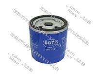 SCT SM109 - фильтр масляный(аналог sm-109)