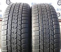 Зимние шины б/у 235/65 R17 FALKEN Eurowinter HS439, 5 мм, пара 2 шт.
