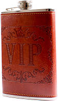 Фляга обтянута кожей (256мл) VIP BP-9