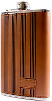Фляга обтянута кожей (284мл) BP-10