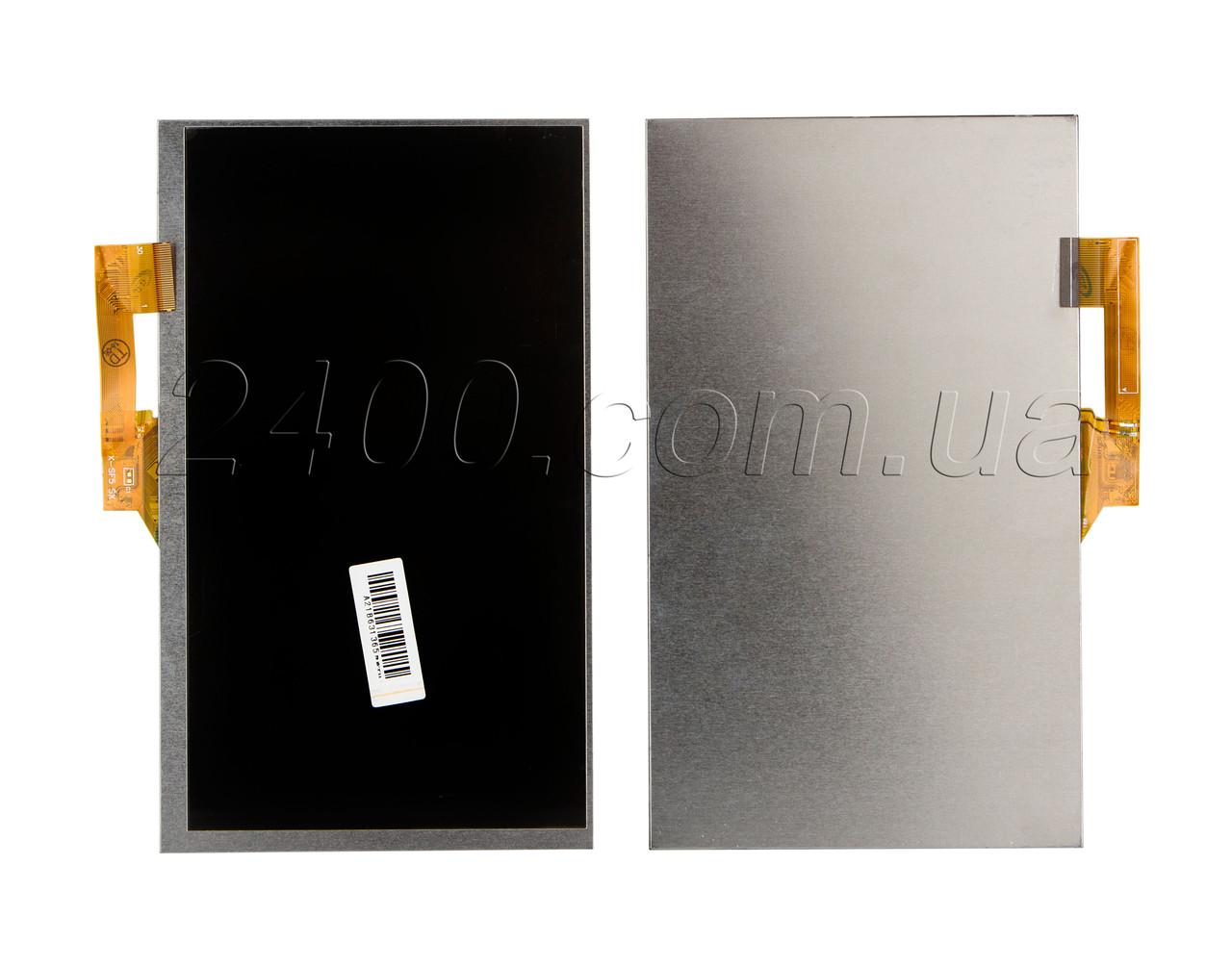 Дисплей - матрица планшета Nomi C07004 Sigma+ 30 pin (экран)