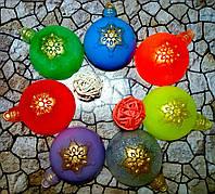 Мыло Елочный шар