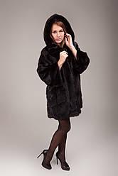 Шуба женская норковая (натуральная, изысканная, стильная, роскошная)