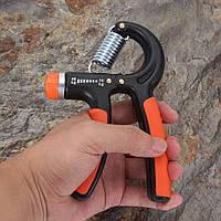 Эспандер кистевой пружинный ножницы 10 - 40 кг