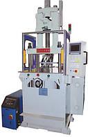 Вертикальная инжекционно-литьевая машина (вертикальный термопласт-автомат) JT-550