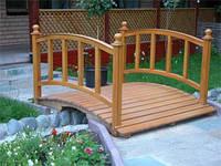 Мостик садовый Прованс