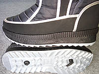 Зимние женские теплые сапоги дутики Размер 36 Черные