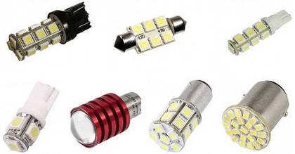Разновидности LED ламп