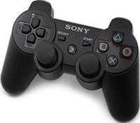 Игровой манипулятор (джойстик) PS3 беспроводной SIXAXIS