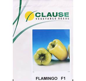 Семена перца Фламинго F1 (Clause) 50 г — ранний (65 дней), кубовидно-коничный, красный, сладкий, фото 2