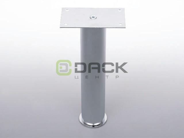 ДС Барная стойка прямая хром G2 (d-50мм, h-250мм) - «DiMax comfort»  в Каменском