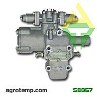 Механизм переключения делителя передач КамАЗ 15.1771010