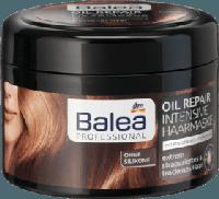 Профессиональная восстанавливающая маска для волос Balea Professional Oil Repair Intensive Haarmaske