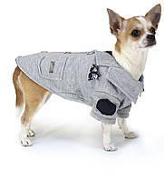 Трикотажный пиджак Skull для собачек 25см Croci C7174949