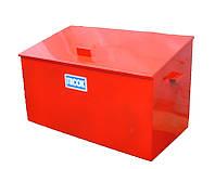 Ящик для песка напольный (400х400х700)