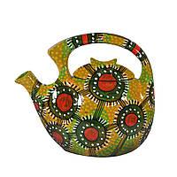 Семейный чайник-заварник  ( ручная работа )