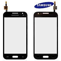 Сенсорный экран (touchscreen) для Samsung Galaxy Core Prime VE G361F / G361H, черный, оригинал